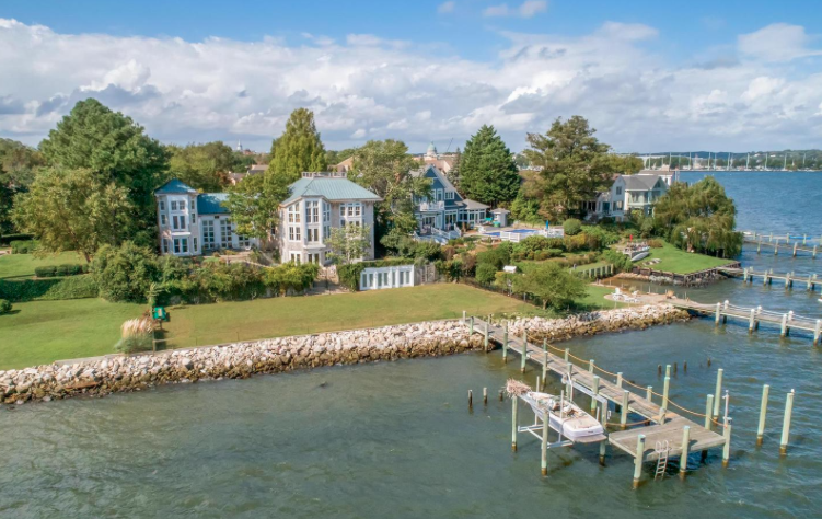 WATERFRONT ANNAPOLIS LISTINGS | SPRING UPDATE - Brian Jacobs